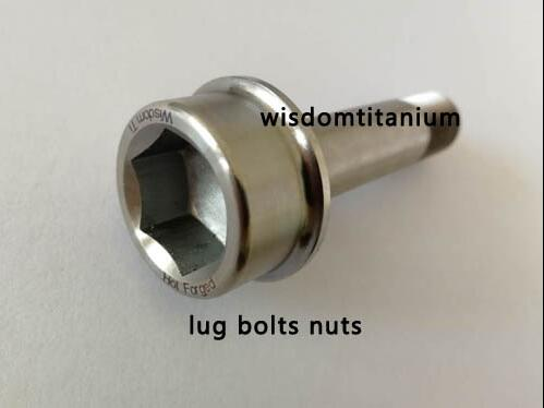 How to Choose Suitable Lug Bolts for Your Car?